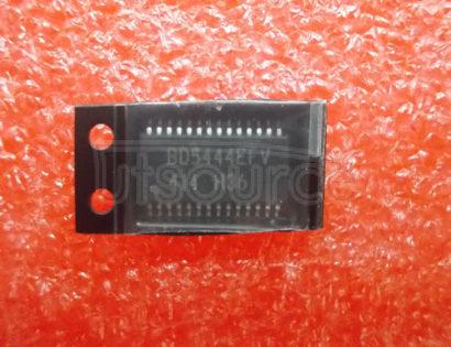 BD5444EFV Analog   Input  /  Single   End   Output   Class-D   Speaker   Amplifier