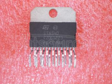 STA540