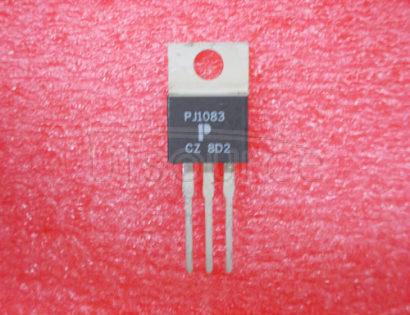 PJ1083CZ 10  Amp   Low   Dropout   Positive   Voltage   Regulator
