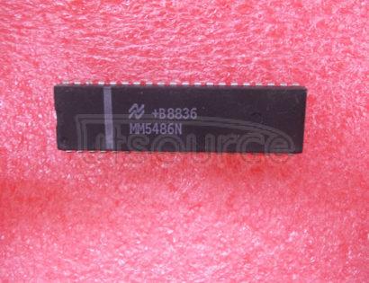MM5486N LED Display Driver