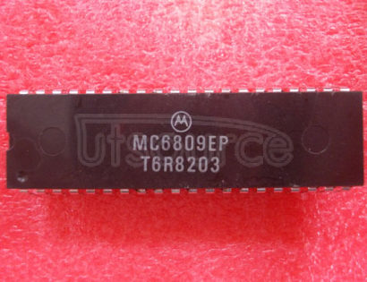 MC6809EP 8-Bit Microprocessing Unit