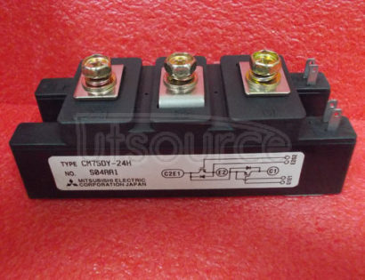 CM75DY-24H HIGH POWER SWITCHING USE INSULATED TYPE