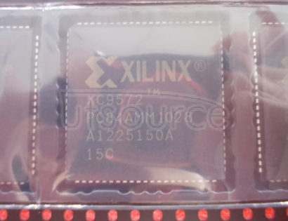 XC9572-15PC84C XC9572 In-System Programmable CPLD