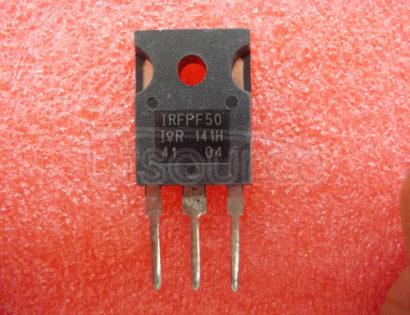 IRFPF50 Power MOSFETVdss=900V, Rdson=1.6ohm, Id=6.7A