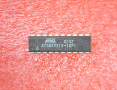 AT90S2313-10PI 8-bit Microcontroller with 2K Bytes of In-System Programmable Flash