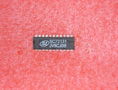 SC72131 PLL   FOR   DIGITAL   TUNING   SYSTEM(DTS)