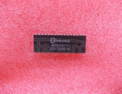 W27C020-70 2-Megabit 256K x 8 OTP EPROM