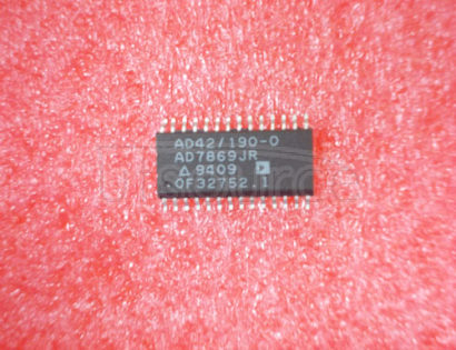 AD7869JR LC2MOS Complete, 14-Bit Analog I/O System