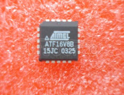 ATF16V8B-15JC Electrically-Erasable PLD