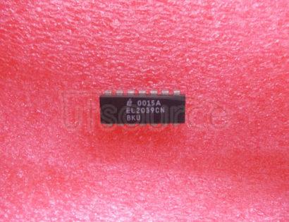 EL2039CN Very High Slew Rate Wideband Operational Amplifier