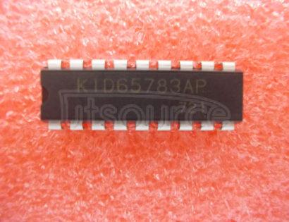 KID65783AP 8CH High-Voltage Source Driver8、()