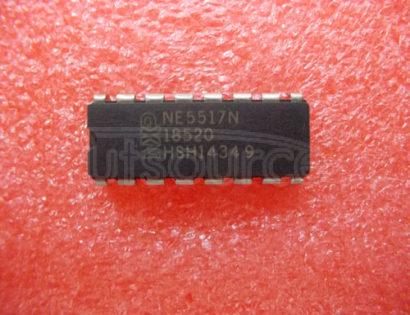 NE5517 Dual operational transconductance amplifier