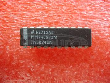 MM74C923N