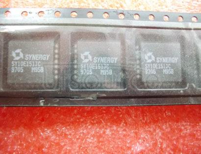 SY10E151JC 6-BIT D REGISTER
