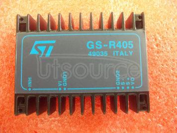 GS-R405