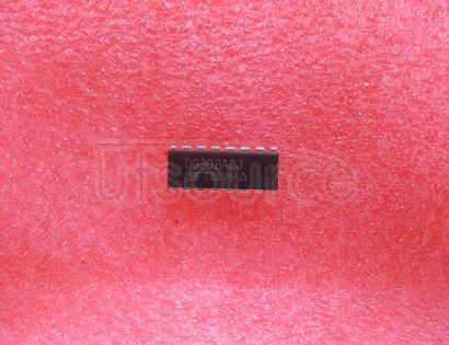 DG308ACJ Quad Monolithic SPST CMOS Analog Switches