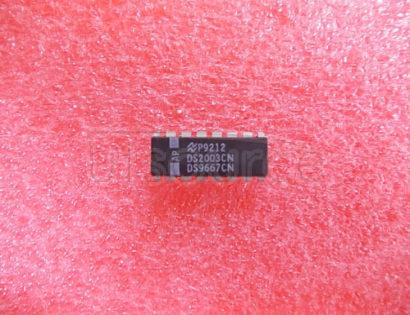 DS2003CN High Current/Voltage Darlington Drivers