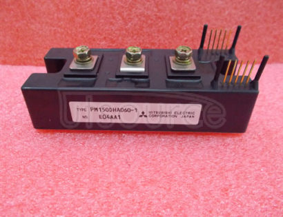 PM150DHA060-1 TRANSISTOR | IGBT POWER MODULE | HALF BRIDGE | 600V VBRCES | 150A IC