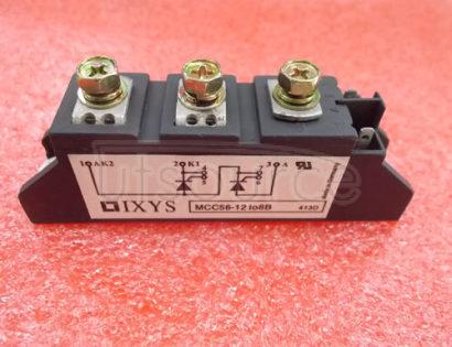 MCC56-12I08B Thyristor   Modules   /Diode   Modules