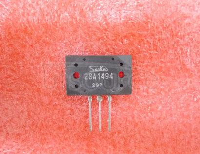 2SA1494 Silicon PNP Epitaxial Planar TransistorPNP