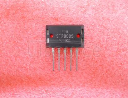 STR9005 5-Terminal, Low Dropout Voltage Dropper Type