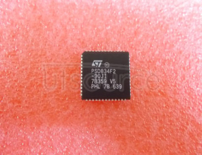 PSD834F2-90JI Flash In-System Programmable ISP Peripherals For 8-bit MCUs