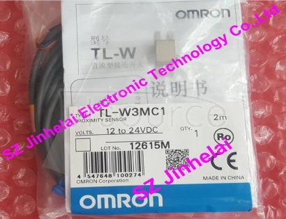 TL-W3MC1 New and original OMRON Proximity sensor,Proximity switch, 12-24VDC 2M MADE IN CHINA.