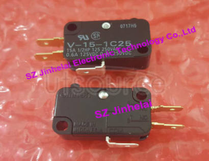 V-15-1C25  New and original OMRON   Basic switch   Micro switch