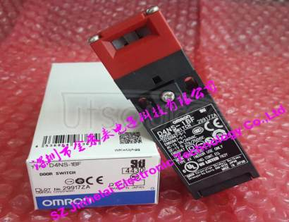 New and original  D4NS-1BF OMRON  Door switch Safety door lock switch Made in Japan