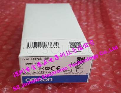 New and original  D4NS-1BF OMRON  Door switch Safety door lock switch