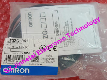 New and original  E3ZG-R61  OMRON  Photoelectric switch   Photoelectric sensor    2M   12-24VDC