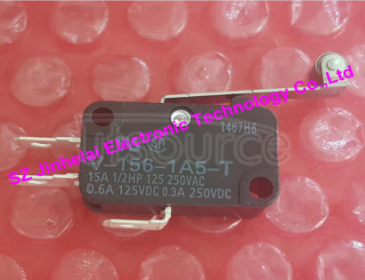 New and original OMRON  V-156-1A5-T  High temperature resistant micro switch  Basic switch Made in Indonesia