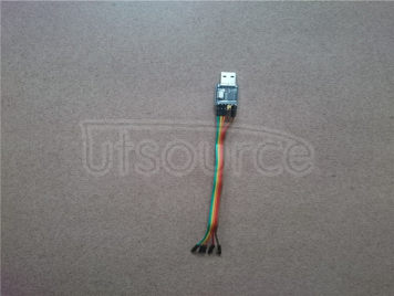 USB TO TTL USBRound of TTL USB serial RS232 CH340G module upgrade lines to platelet flash upgrade