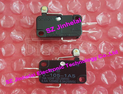 V-105-1A5  New and original OMRON   Basic switch   Micro switch