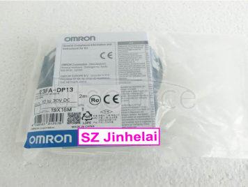 New and original E3FA-DP13  OMRON Photoelectric sensor  10-30VDC  2M