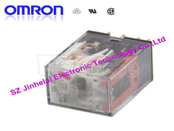 New and original MY4N-GS 220/240VAC OMRON Intermediate relay 4NO 4NC 14pin 3A electricity