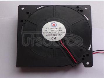 12032 oil/blower bearing, 24 v