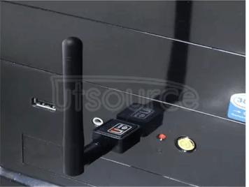 Desktop computer external usb wireless network card receiver mini with wifi laptop external emitters