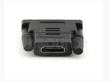Turn DVI HDMI connector HDMI to DVI conversion head DVI revolution of HDMI mother 24 + 5 two-way transmission