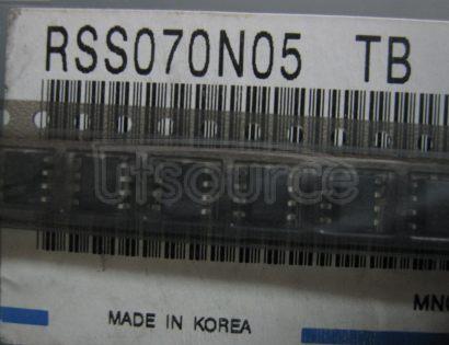 RSS070N05TB/RSS070N05
