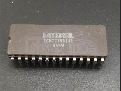 ICM7218BIJI IC DRIVER DECODER 8DIG 28-CDIP