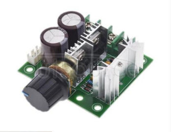 PWM speed dc motor speed regulation switch fan controller 12 v - 40 v10a stepless variable speed
