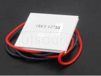 Piece of semiconductor refrigeration is water dispenser films for electronic cooling 12 v TEC1-12710