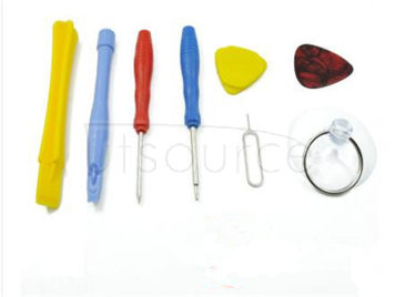Apple iphone/ipod/ipod teardown paster maintenance tool to pry the sheet lever to blow film adhesive 8 PC