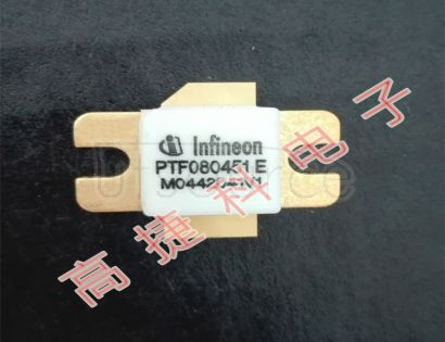 PTF080451E LDMOS RF Power Field Effect Transistor 45 W, 869-960 MHz