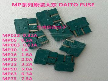 Japan cable FUSE DAITO FUSE MP032 0.32A FANUC