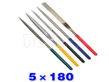 Tool 5 x180 file authentic high-quality goods suit hand tools