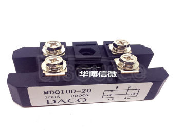 Single-phase rectifier bridge MDQ100-20
