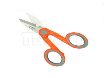 Aramid fiber tail scissors kevlar fiber jumper scissors scissors WLXY antiskid scissors