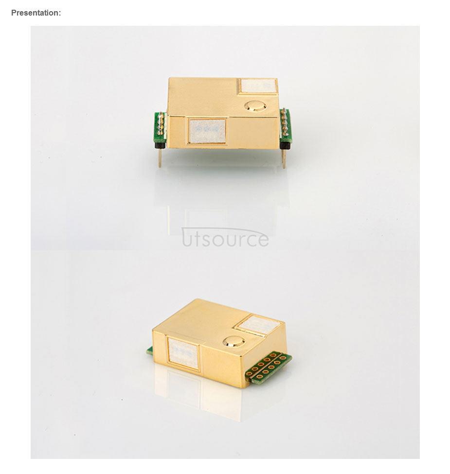 MH-Z19B NDIR CO2 Sensor For Indoor Air Quality